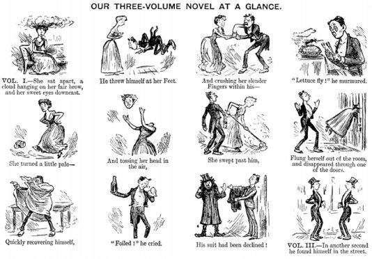 Click image for larger version.  Name:800px-1885_Punch_three-volume-novel-parody_Priestman-Atkinson.jpg Views:153 Size:60.8 KB ID:2573