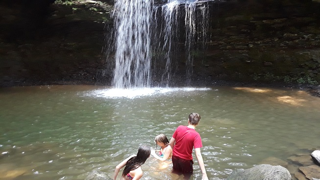 Click image for larger version.  Name:Falls and three kids for Flashes.jpg Views:1 Size:111.5 KB ID:25580