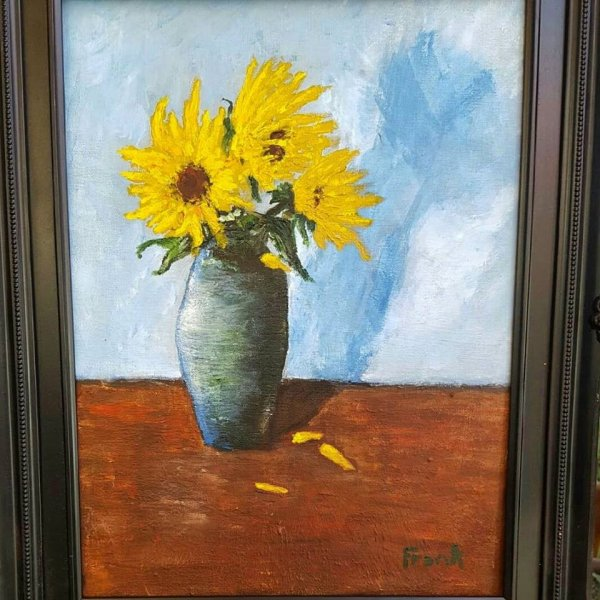 Click image for larger version.  Name:Frank - Sunflowers.jpg Views:5 Size:81.0 KB ID:25310