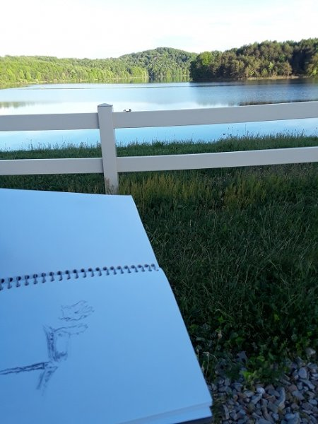 Click image for larger version.  Name:Sketching at Beaver Run.jpg Views:1 Size:49.0 KB ID:25814