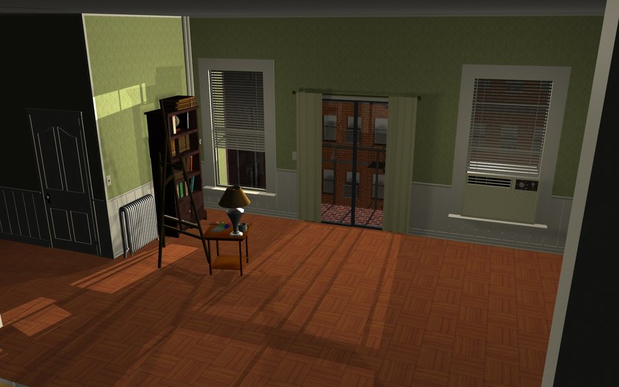 Click image for larger version.  Name:Sunset___Apartment_1406_by_VanishingSpy.jpg Views:66 Size:67.7 KB ID:2563