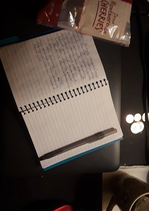 Click image for larger version.  Name:Writing No school like the old school notebook.jpg Views:2 Size:53.7 KB ID:25747