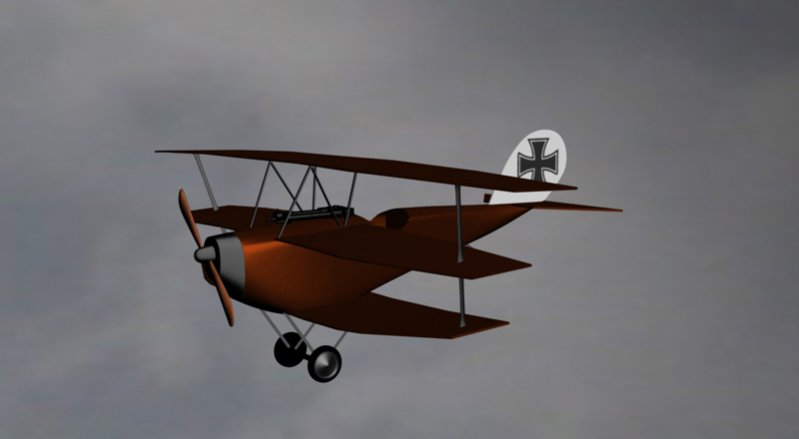 Click image for larger version.  Name:WWI_Axis_Tri_plane_by_VanishingSpy.jpg Views:75 Size:21.9 KB ID:2564